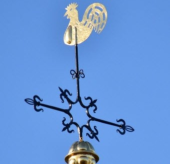 Kerkhaan in Gorssel
