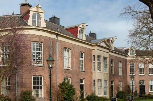 Oude Bornhof te Zutphen