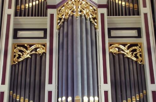 Kerkorgel Bunschoten 1