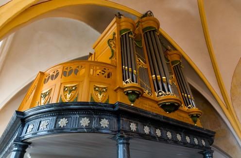 Kerkorgel in Wijhe